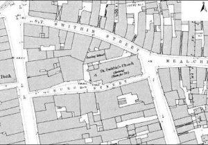 1880s Ordnance Survey Map