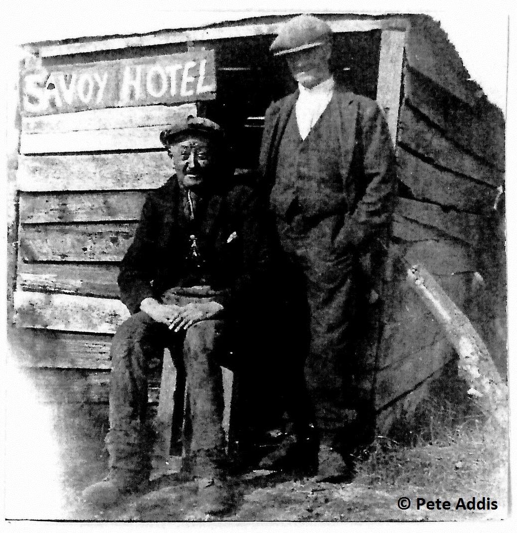 'Savoy Hotel' hovel
