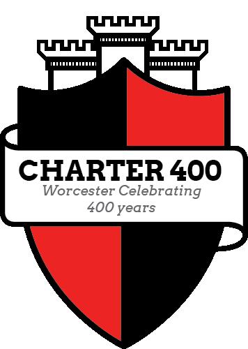 Charter 400 logo