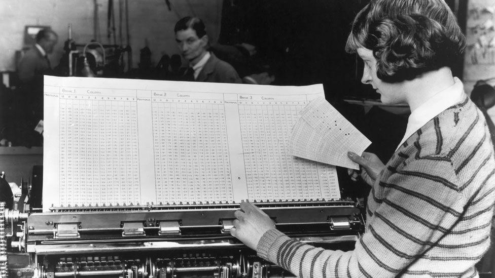Processing the 1931 census