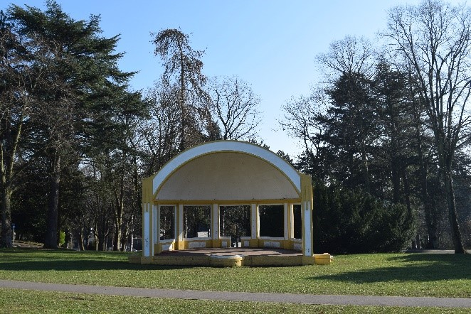 Bandstand, Brunton Park, Kidderminster