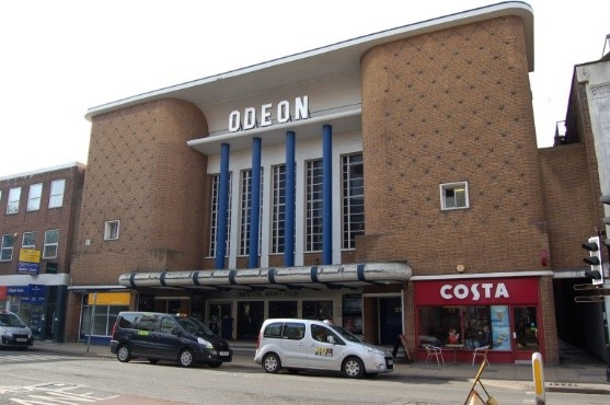 Odeon, Worcester