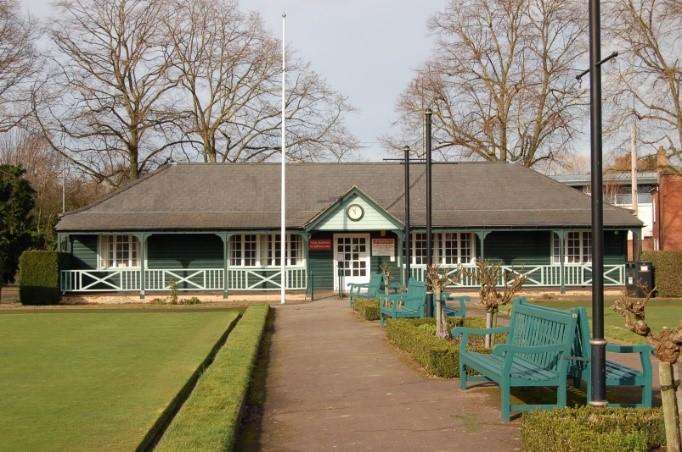 Bowling Green Cripplegate park