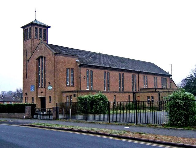 The Catholic Church of Our Lady and Pius X, in Habberley, Kidderminster