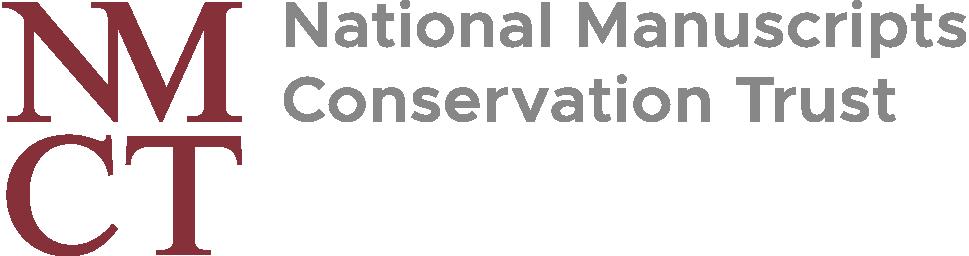 National Manuscripts Conservation Trust logo